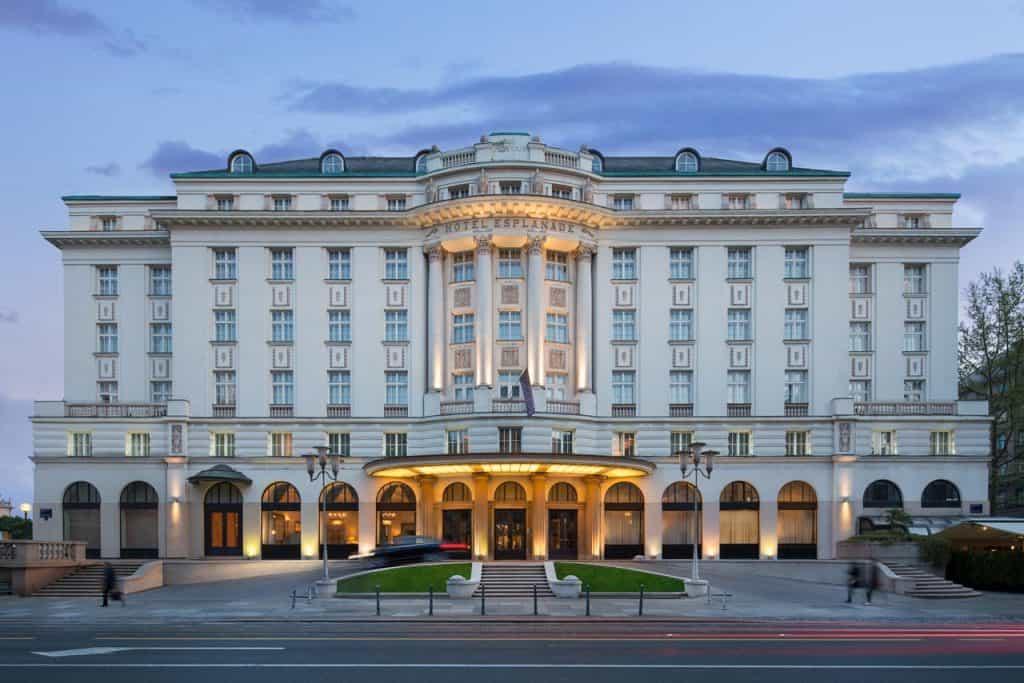 Esplande Zagreb Hotel