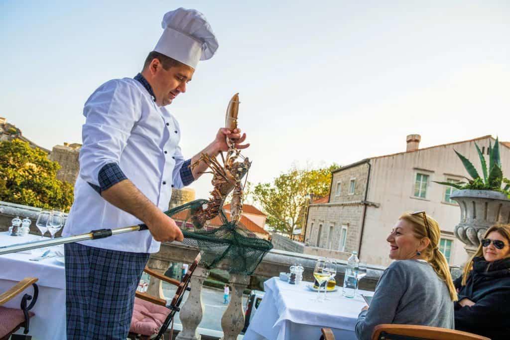 Ovo je fotografija Posat restorana u Dubrovniku