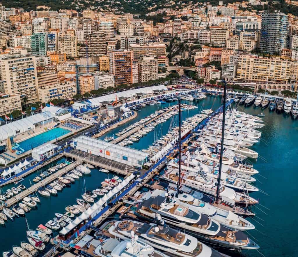 Monaco Yacht Show 06