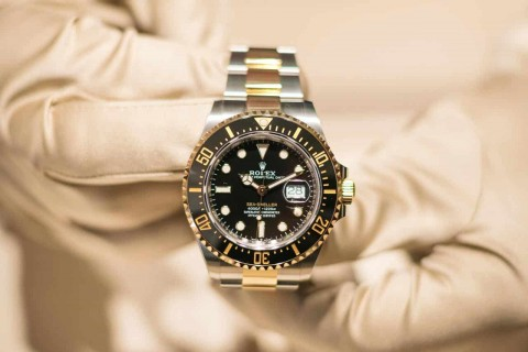 Rolex Sea Dweller 01