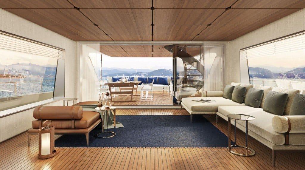 Custom Line Navetta 30 Upper Deck 02