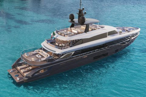 Azimut Virtual Lounge Trideck New Project 01
