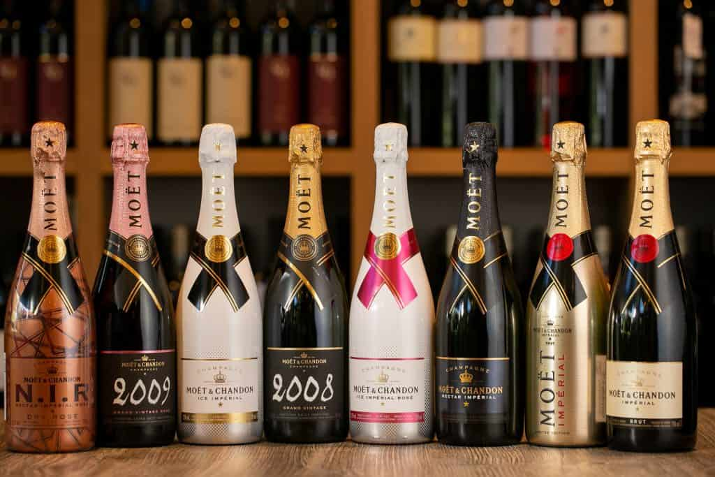 Moet Collection Champagne 01