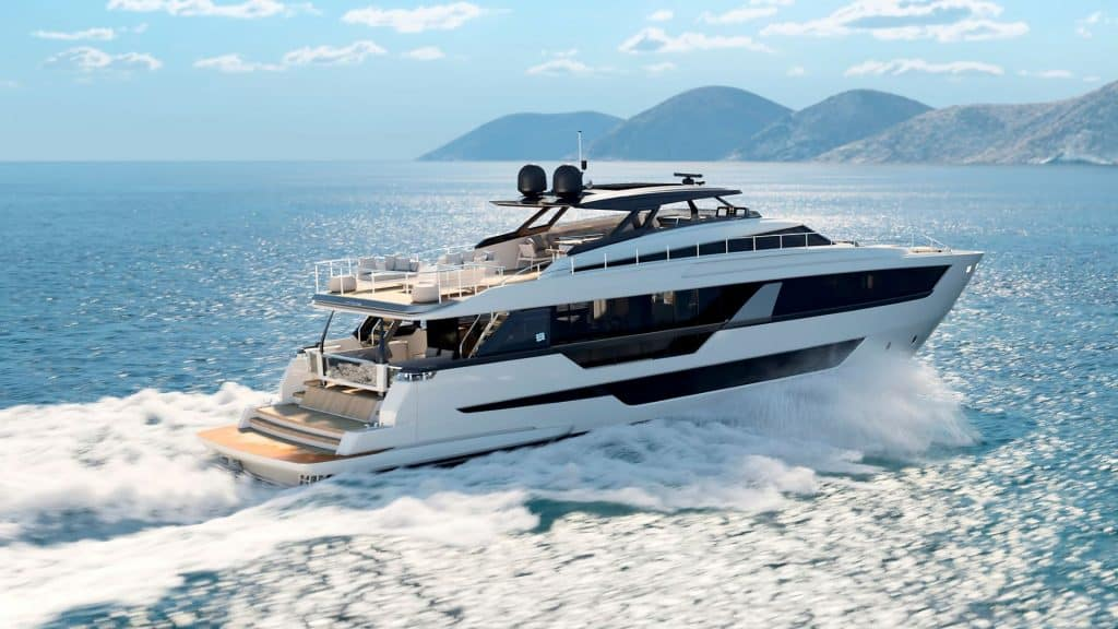 New Ferretti1000 Running 01