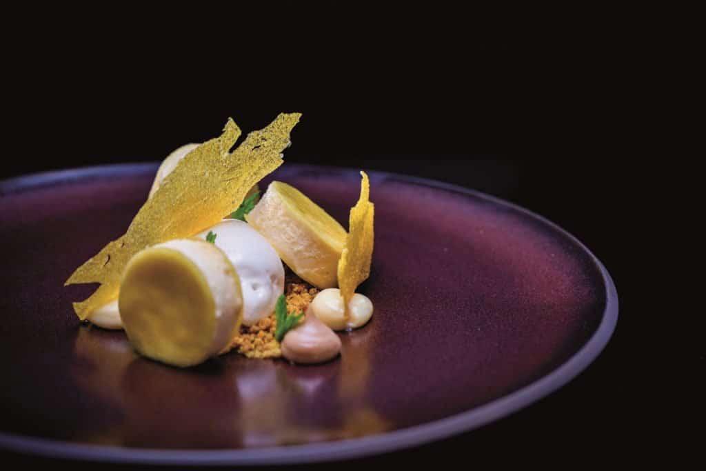 restaurant plate Mango 01