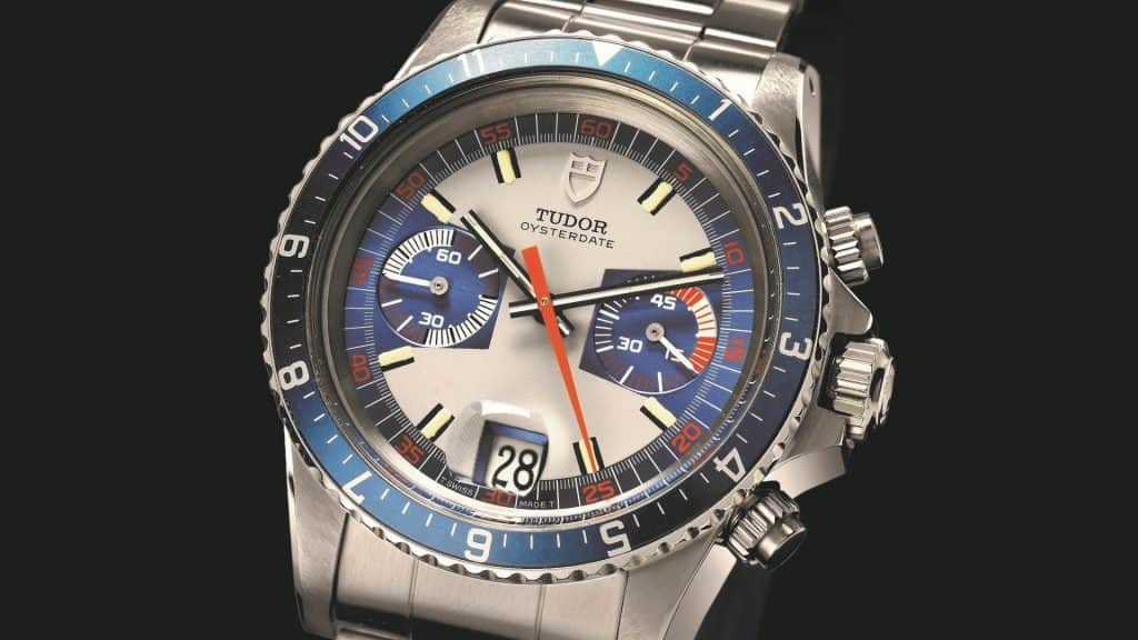 50 Years Of Tudor Chronographs 1971 Tudor Oysterdate Montecarlo 01