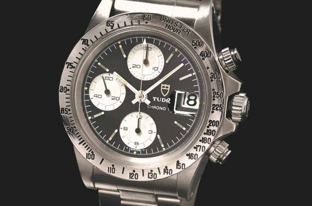 50 Years Of Tudor Chronographs 1976 Tudor Prince Oysterdate Big Block 01