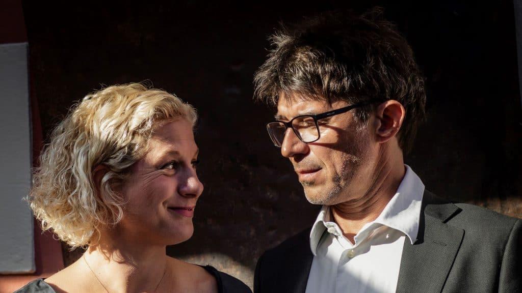 Ana Ros And Husband Valter Kramar 01