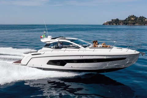 Azimut Atlantis 45 Review Cruising