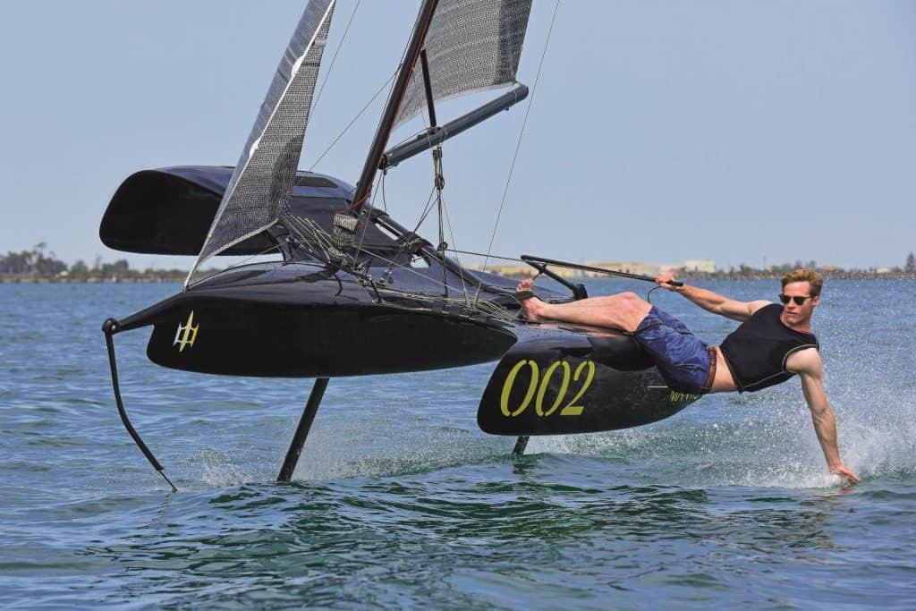 Flying Mantis Sailing 01