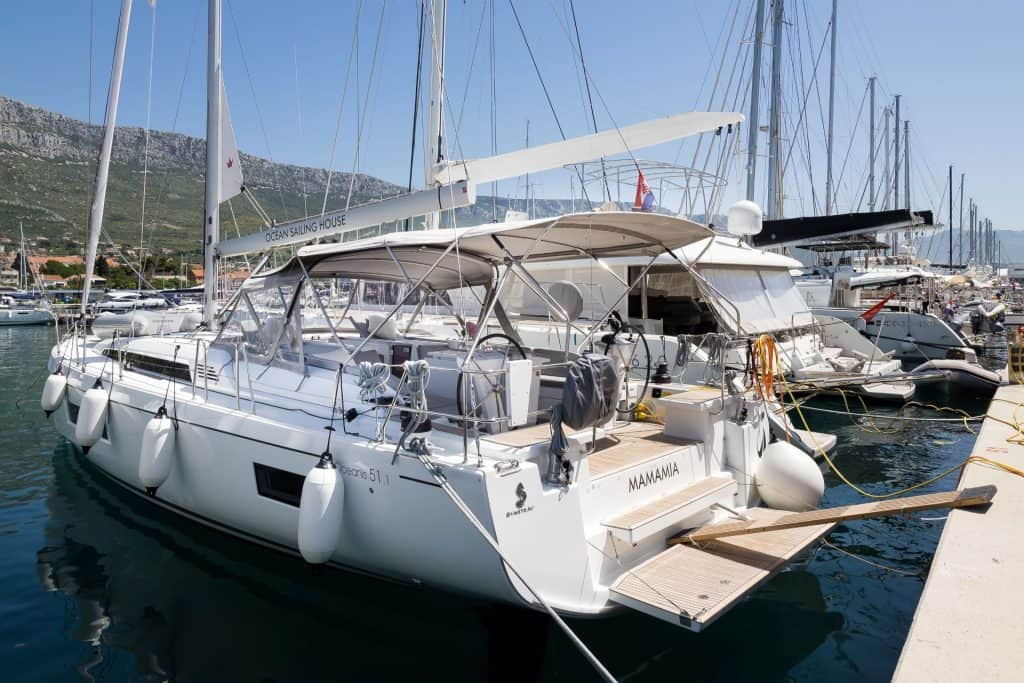 Charter in Croatia