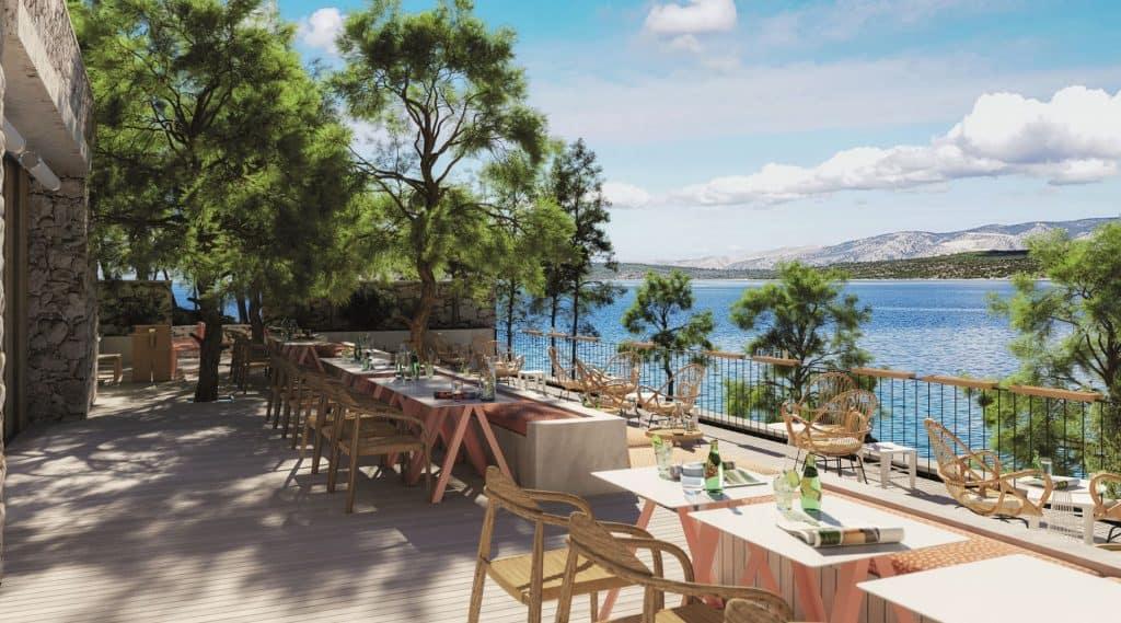 Maslina Resort Beach Bar 01