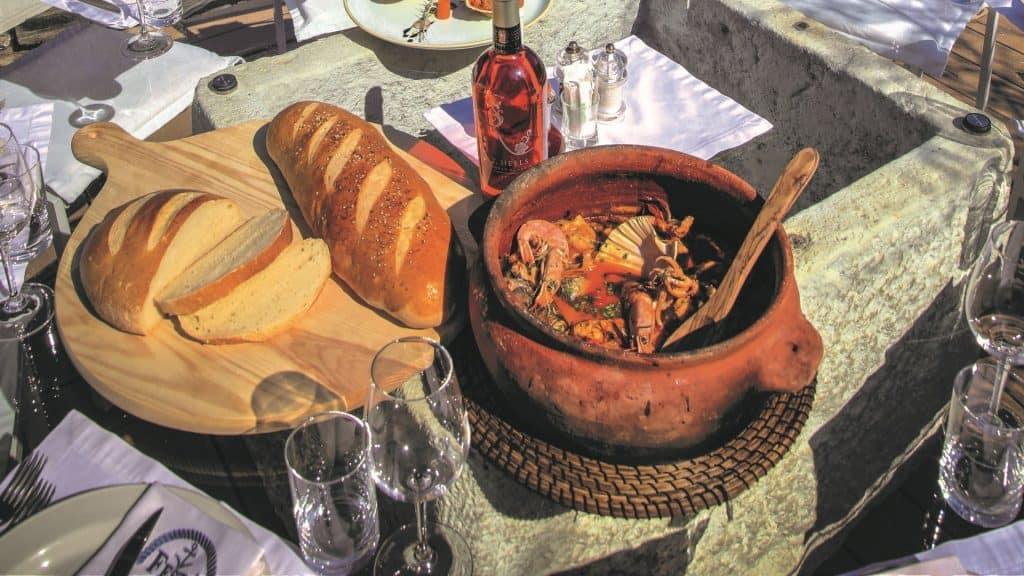 Mediterranean Cusine Menu 01