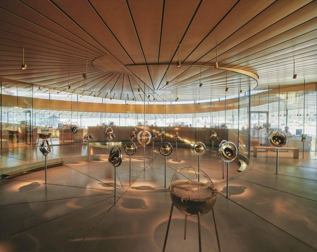 Musée Atelier Audemars Piguet Inside View 01