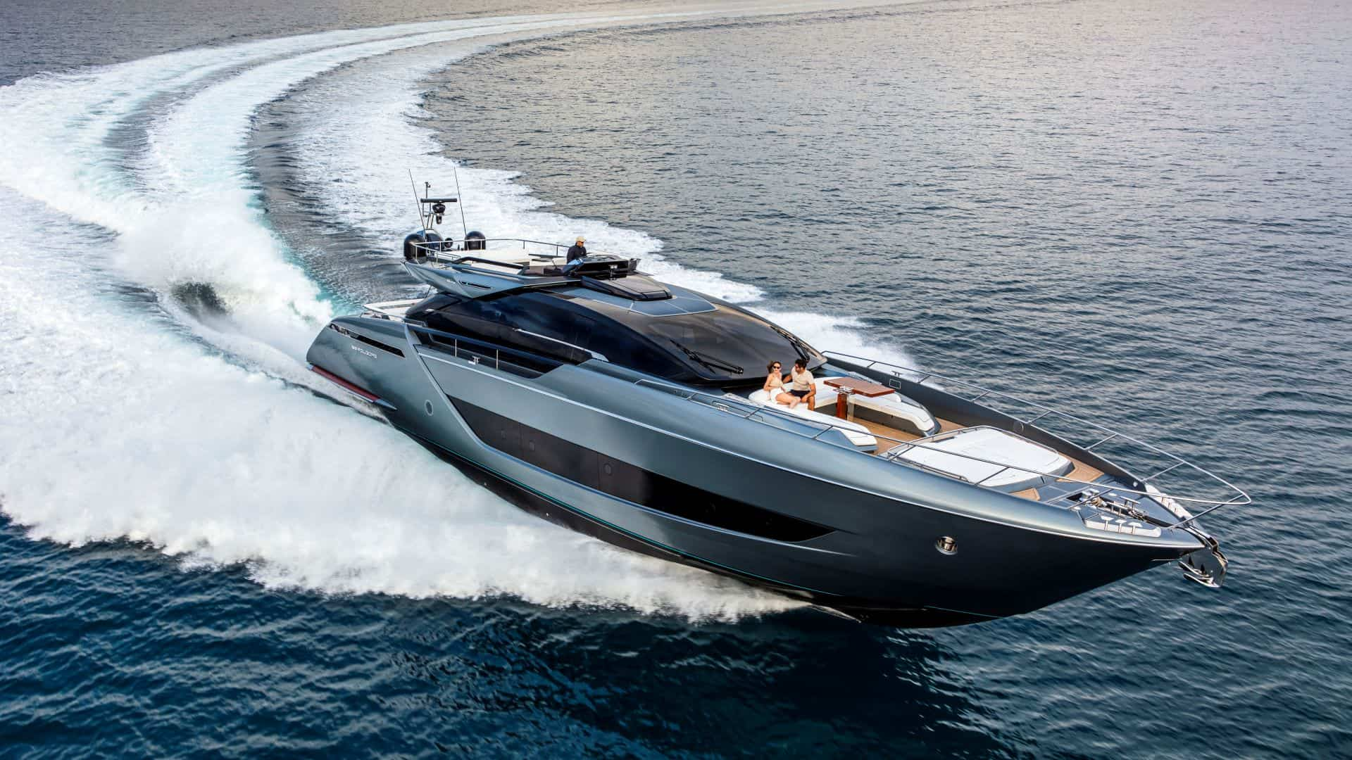 Riva Yacht 88 Folgore