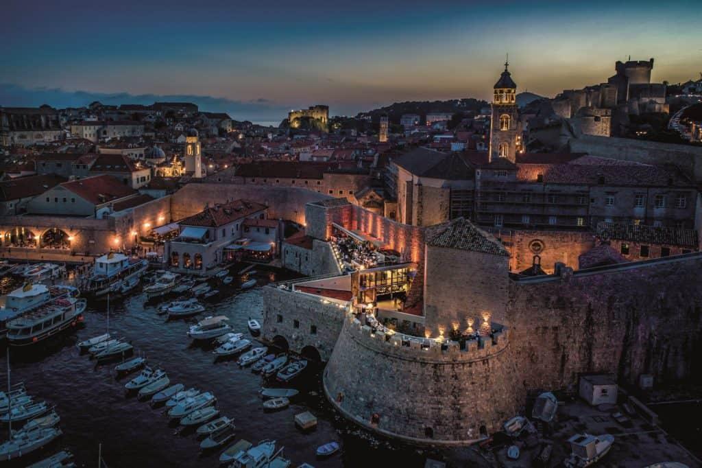Dubrovnik Panoramic View 01