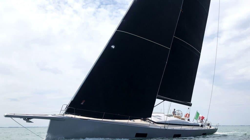 Scuderia 65 Sea Trials 01