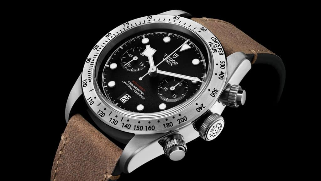 Tudor Black Bay Chrono 01