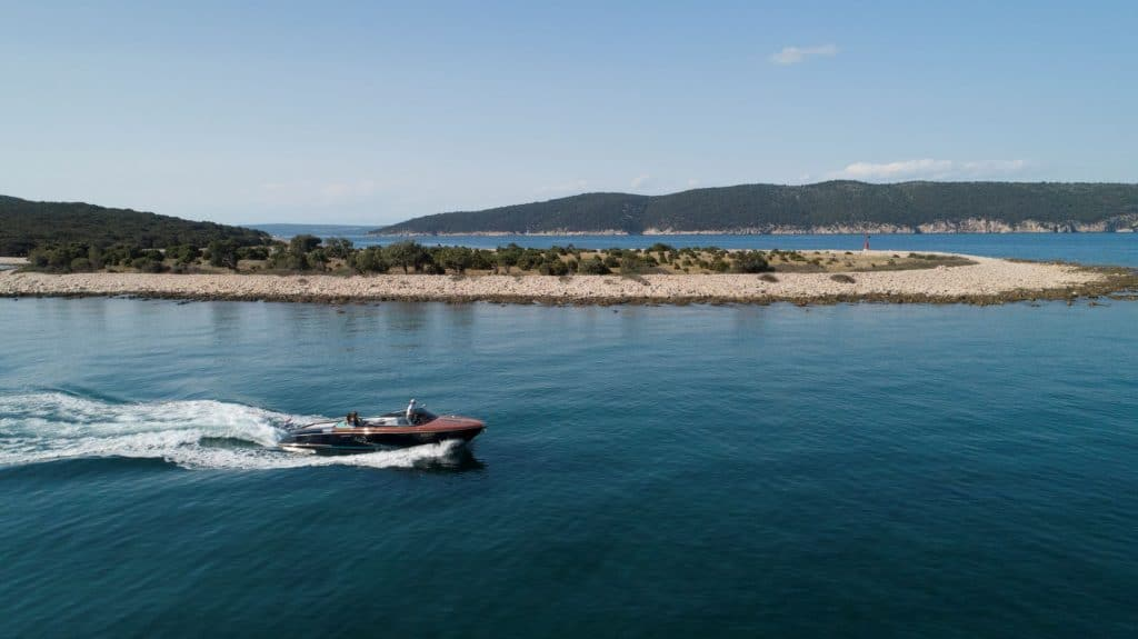 Italian Boat Cruising in Croatia