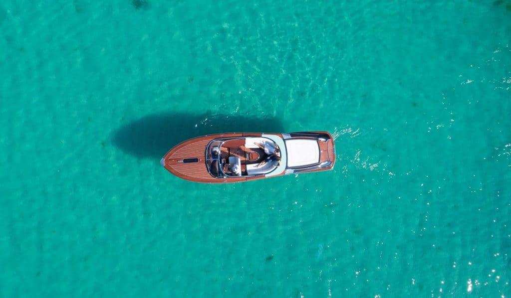 Riva Aquariva From Above