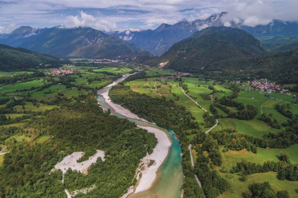 Soca Valley Panoramic View 01