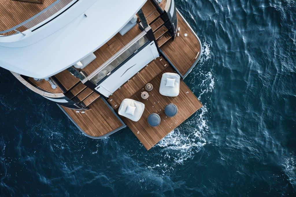 Italian Yacht Interior 01