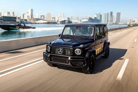 Mercedes AMG G 63 Cigarette Edition 01