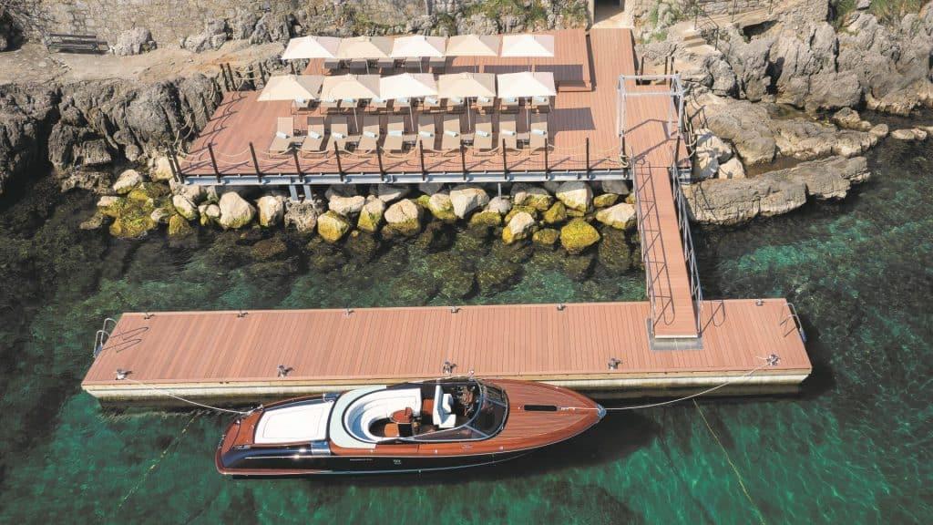 Aquariva Super in Croatia