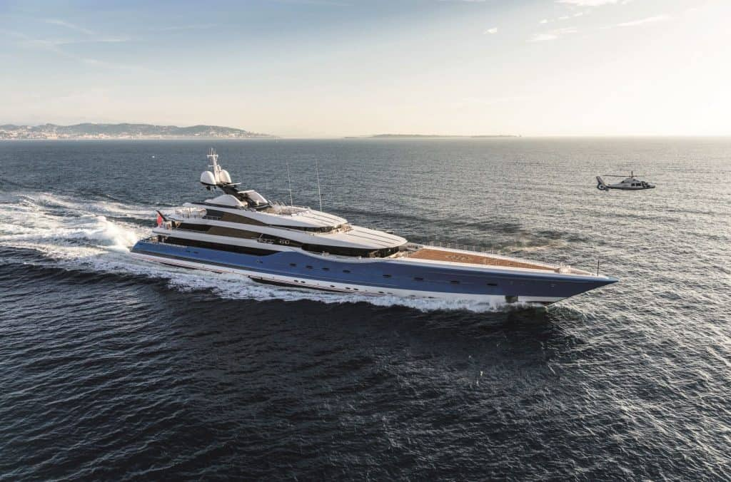 Yacht Madame Gu 01