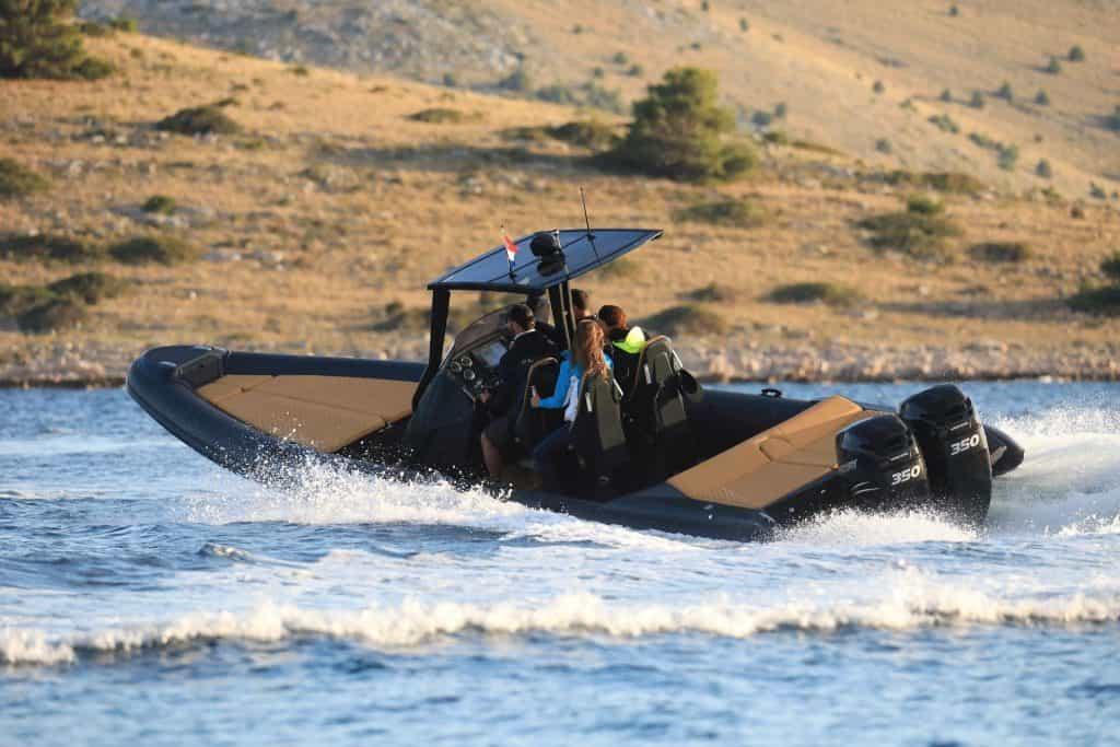 Rib Cruising In Croatia 01