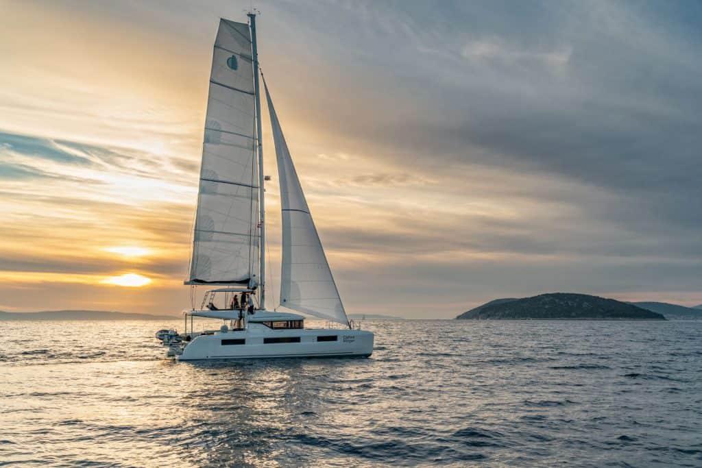Sailing In Croatia 01