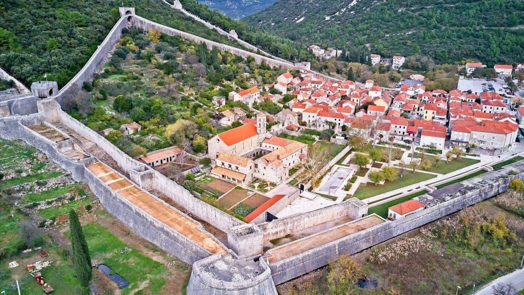 Ston Walls Croatia 01