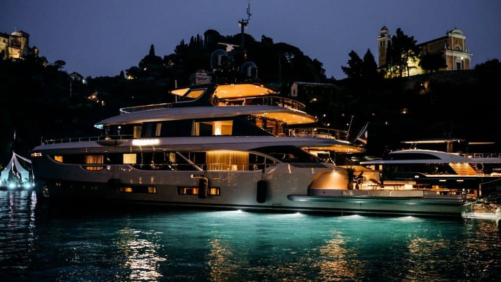 Yacht Portofino 01