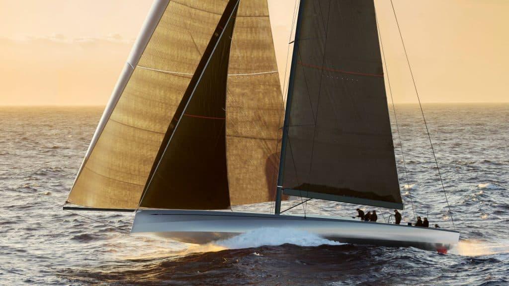 Club Swan 80 Cruising 01