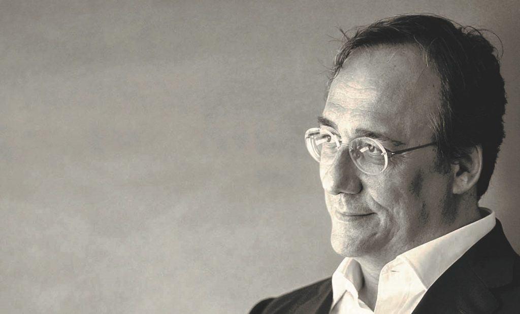 Massimo Perotti Interview 01