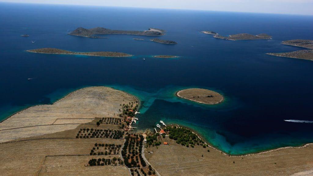 Nacionalni Park Kornati Panorama 01