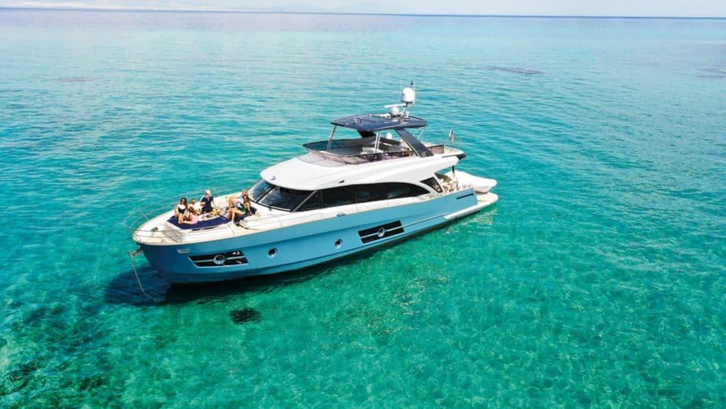 Greenline Ocean Class 68 Anchor 01
