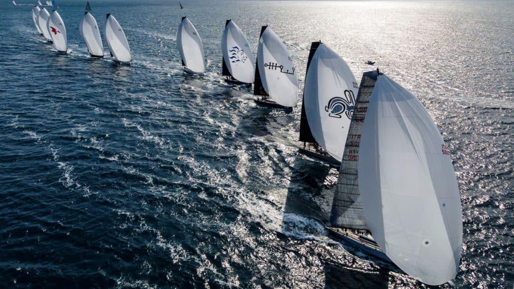 Swan One Design Worlds Fleet Racing 01