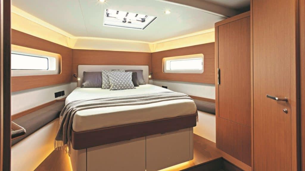 Beneteau First 53 Yacht Pramcana Kabina 01