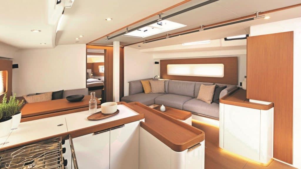 First 53 Yacht Salon 01
