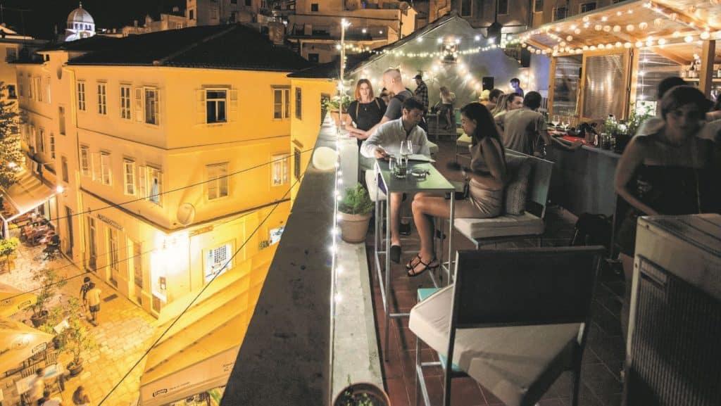 Noćni život grada Šibenika