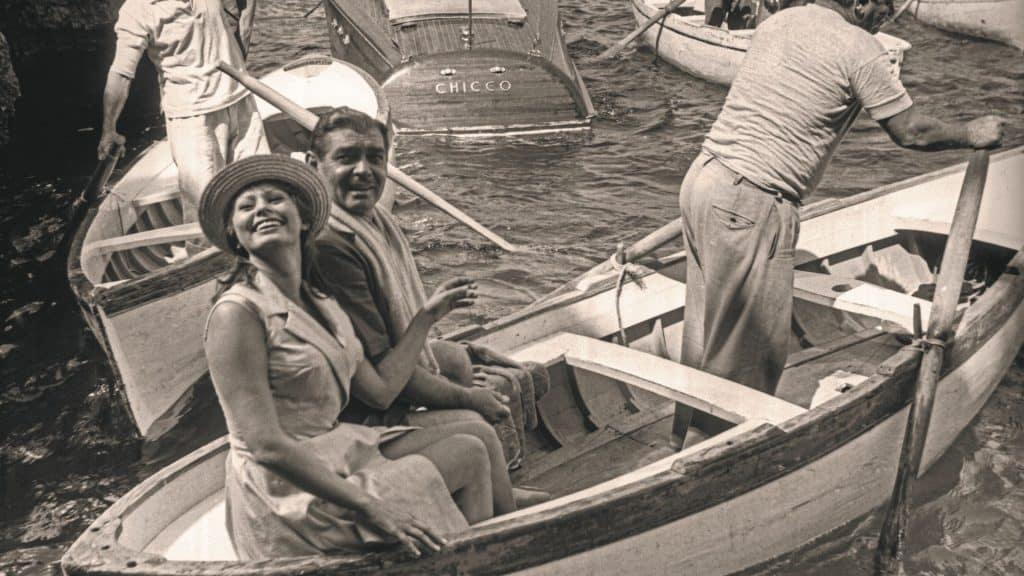 Sophia Loren Clark Gable 01