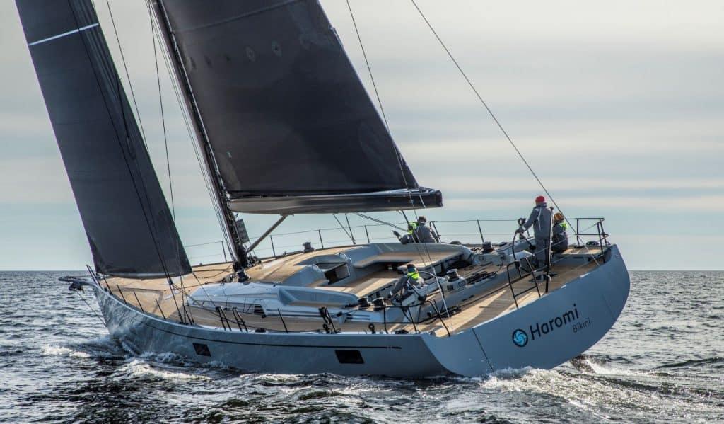Swan 78 Sailing Haromi 01