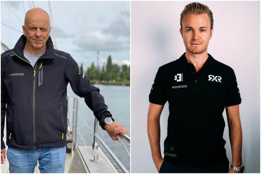 Francis Lapp Nico Rosberg 01
