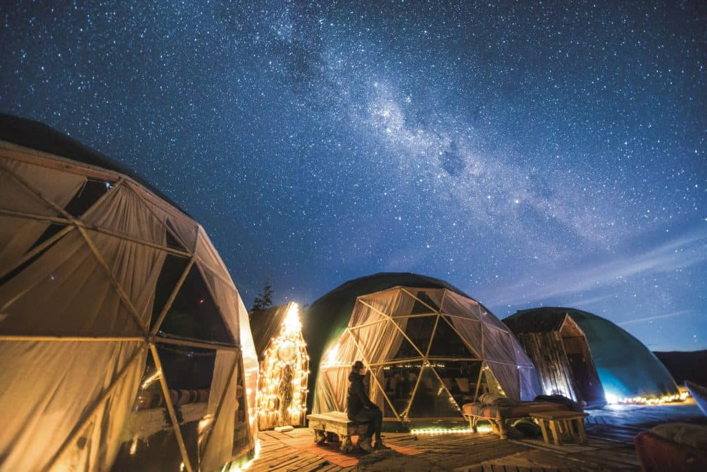 Eco Camp Patagonia Satori 01