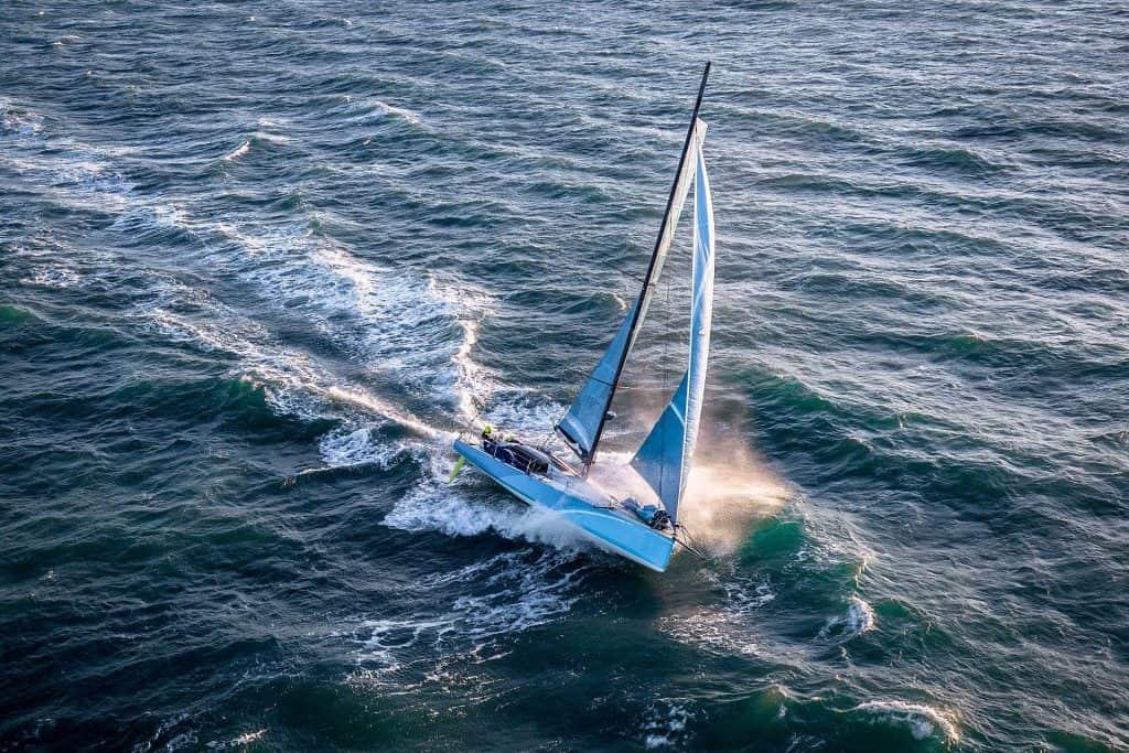 Sail Boat Optimus Prime 01