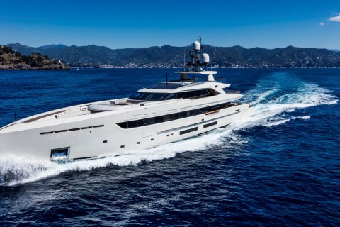 This is a photograph of Tankoa 50 Metre Cruising
