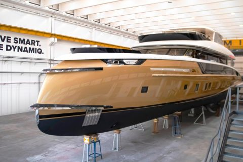 This is photo of a Dynamiq GTT 135 Stefania Launched 00