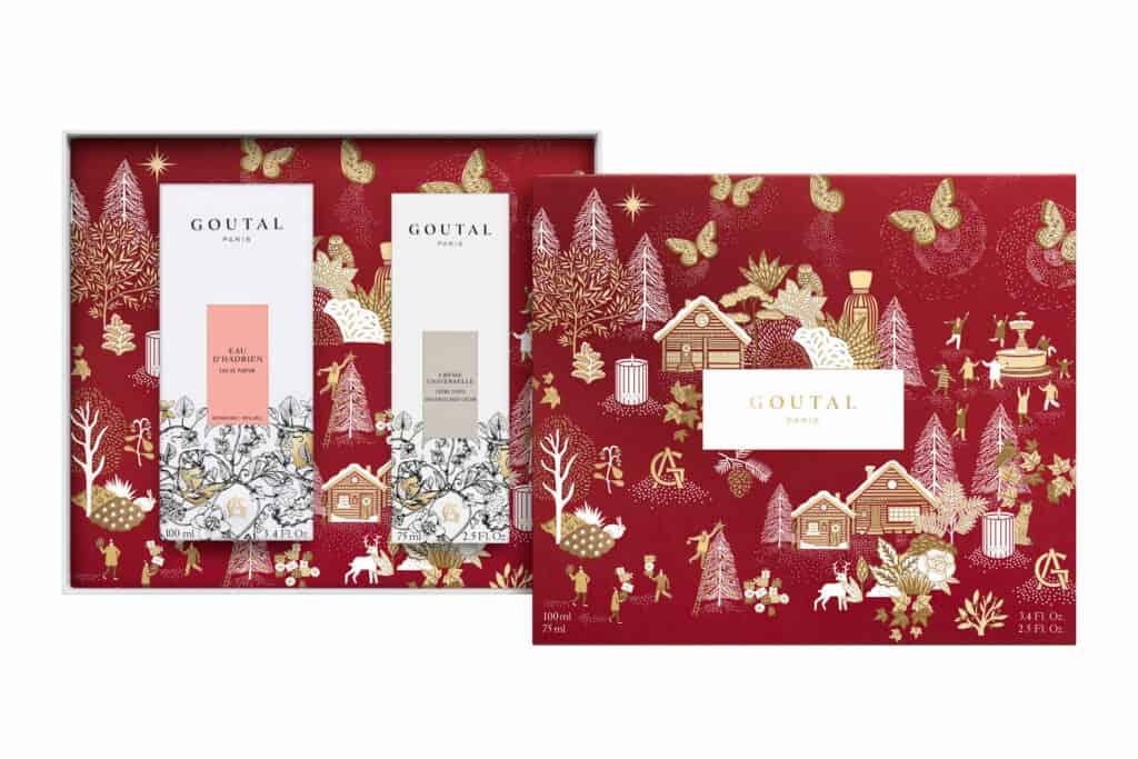 Ovo je fotografija Goutal božićnog poklon paketa