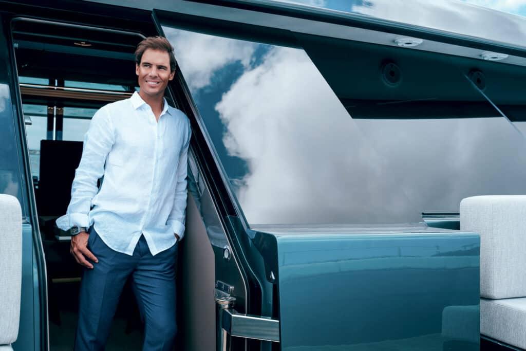 Ovo je fotografija Rafael Nadal na Sunreefa Great White